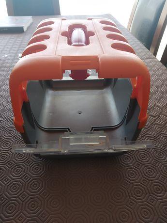 Caixa transporte animal para crianças