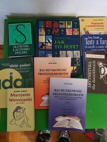 Książki stare, używane, każda za 3 zł