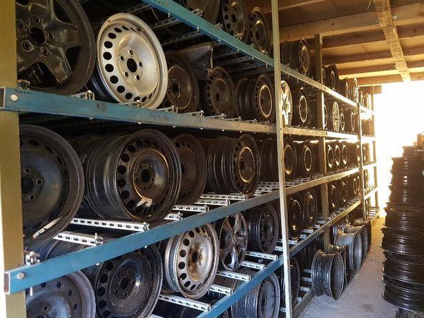 Felgi Aluminiowe Komplety-stalowe -R13,14,15,16,17-wszystkie marki