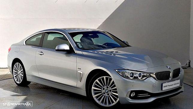 BMW 420 420d Line Luxury Auto