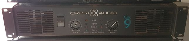 Crest audio ca9 - Amplificador 2000w max