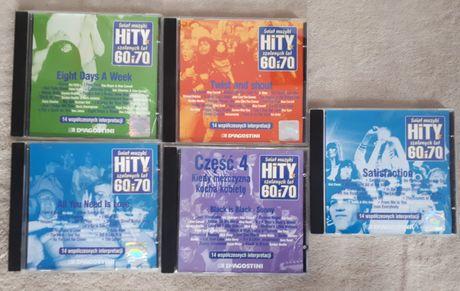 Hity lat 60-70 na CD