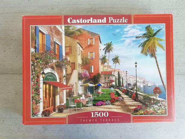 Пазл Castorland - Themed terrace 1500