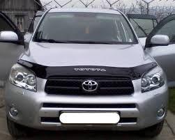 Spoiler Osłona Maski Przód Toyota RAV-4 2006-