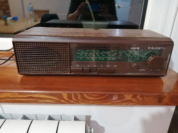 Radio SUDETY sprawne działa.