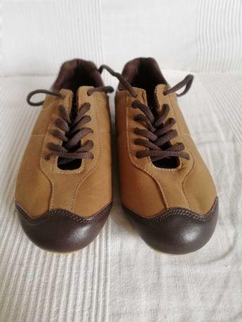 Sporting Pro - skórzane sportowe buty.
