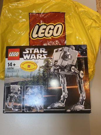 Lego star wars AT-ST imperial wersja limitowana
