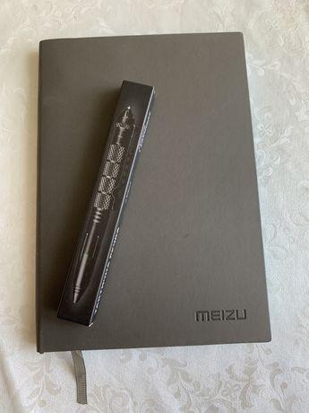 Тактическая  ручка Sigma + блокнот Meizu
