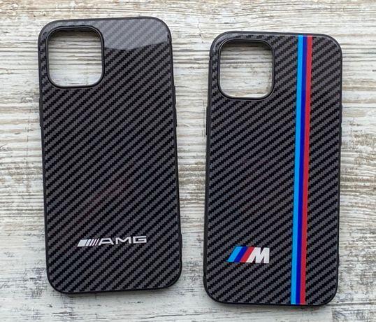 Чехлы BMW M серия, AMG Mercedes iPhone 12, 12 Pro, 12 Pro Max, 12 Mini