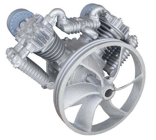 Sprężarka kompresor pompa 1350L/min 12,5 BAR 4 Tłoki