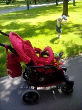 Прогулочная коляска Concord Fuzion Германия + сумка + спальник