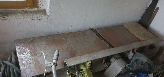 Strugarka, wyrówniarka szer. wałka 35 cm, długość 145 cm