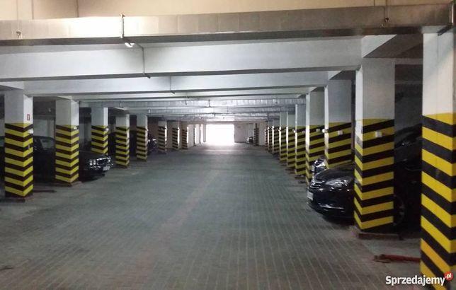 Miejsce postojowe w hali garażowej Pruszcz Gdański ul. Cicha
