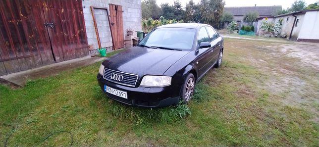 Audi a6c5 na części