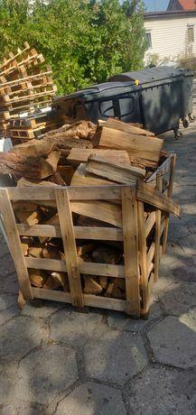 Drewno kominkowe dąb.