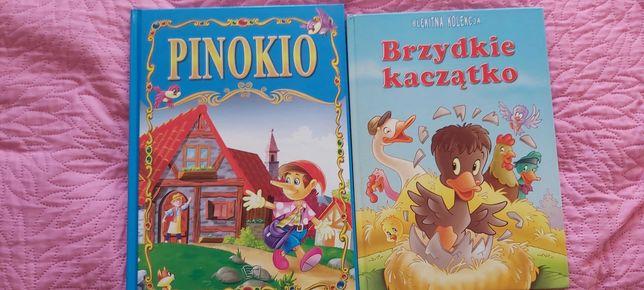 Pinokio+ Brzydkie kaczątko