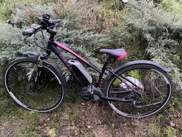 Электровелосипед Apache Matto Bosch