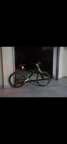 Bike Bicicleta suspensão total