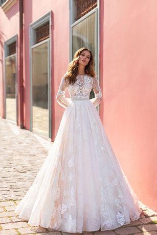 Весільна сукня. Тренд 2020