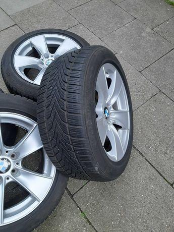 Felgi BMW R17 z oponami