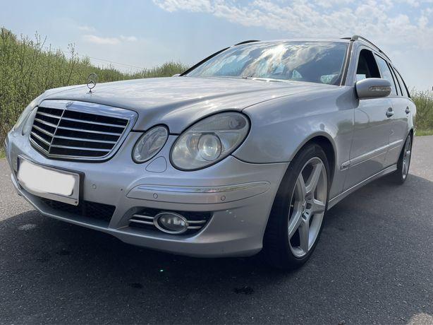 Mercedes E500 W211 Kombi Avantgarde ! LPG zamiana