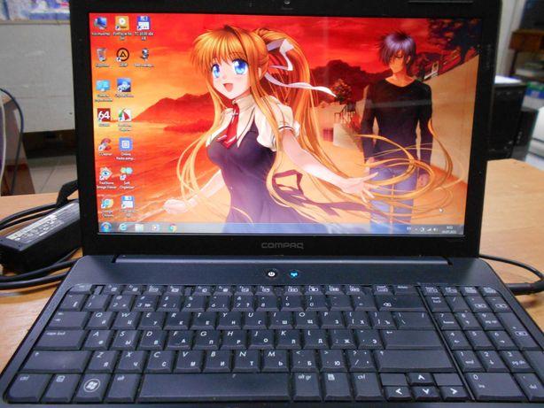 Ноутбук Compaq Presario CQ61 15,6 INTEL T4400 2,2 GHz ОЗУ 4 Gb
