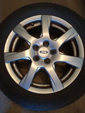 Felgi aluminiowe ford 205/55/16