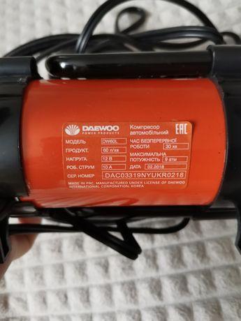 Автомобільний компресор DAEWOO DW60L