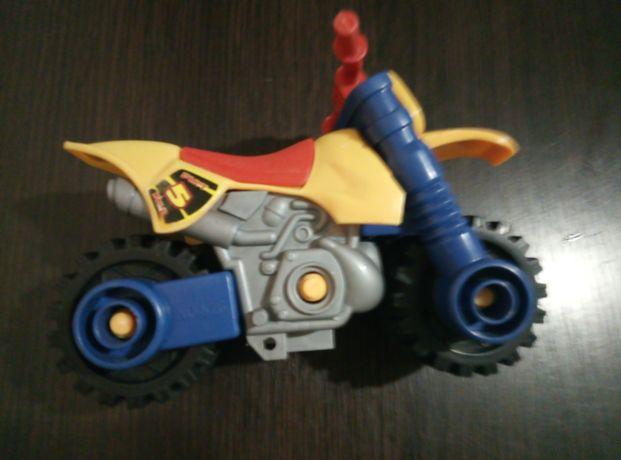 Дитячий мотоцикл.