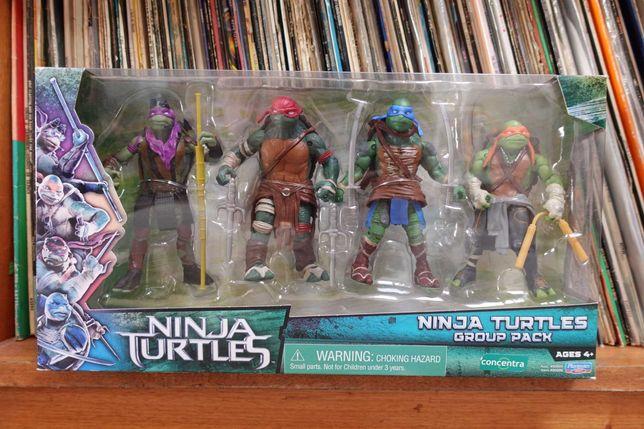 Pack TMNT Figuras Ninja Turtles Tartarugas