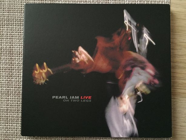 Pearl Jam - Live On Two Legs - płyta CD