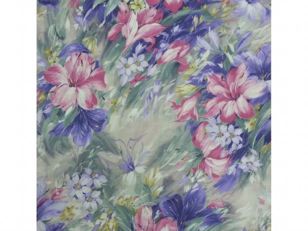 Обои цветы Stenova 388104 винил на флизелине 1,06х10м
