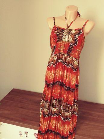 Sukienka na lato nowa