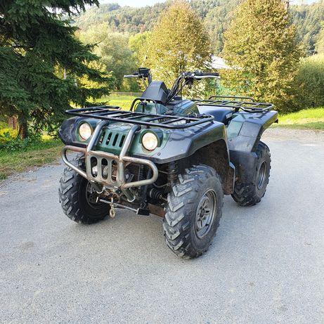 Quad  Yamaha Grizzly 600 4x4. Do Rejestracji. Niski Przebieg 3800 km.