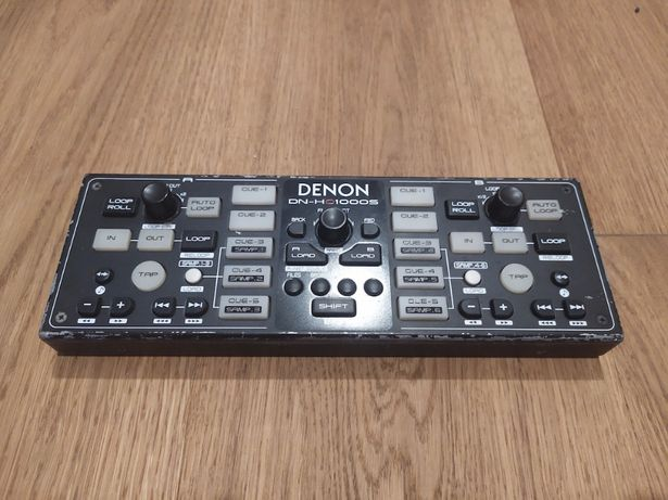 Denon DN HC 1000S - kontroler MIDI USB do Serato DJ