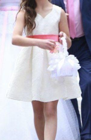 Продається шикарна сукня дитяча з дорогого ательє за дешеву ціну