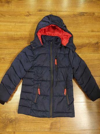Zimowa kurtka chłopięca Carry Kids rozmiar 128 cm 7-8 lat