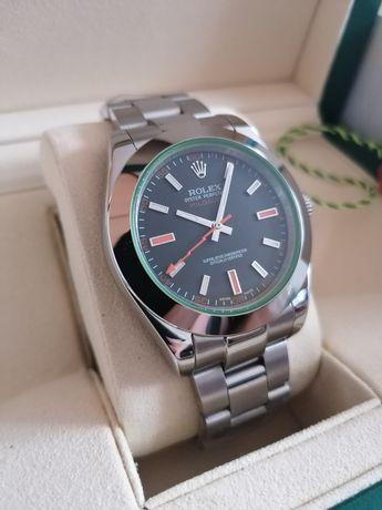 Zegarek Rolex Milgauss, pudełko, komplet