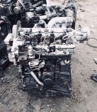 Мотор Двигун Master Турбина КПП ГБЦ Trafic ГУР ШРОТ Vivaro ТНВД Movano
