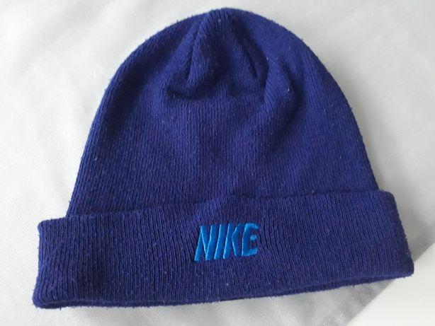 Czapka granatowa Nike