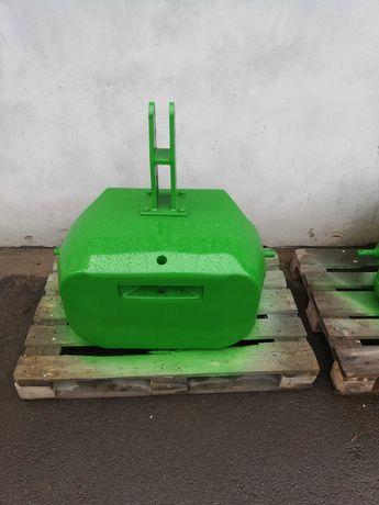 Obciążnik balast tuz 1200kg JOHN DEERE