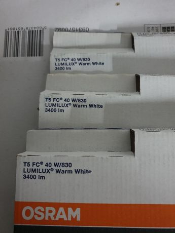 Osram Lâmpada T5 FC 40w/830