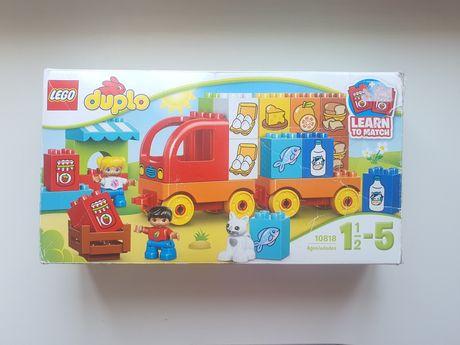Набор лего мой первый грузовик 10818
