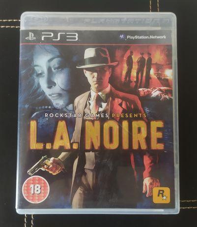 L.A. NOIRE gra PS3 angielska wersja