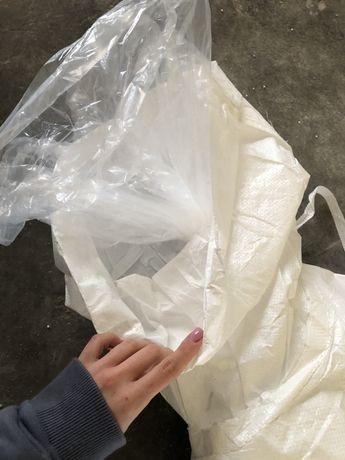 Worki BIG BAG czyste ! 90/93/149 cm z folia 1000 kg