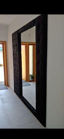 Wnęka tapicerowana panele