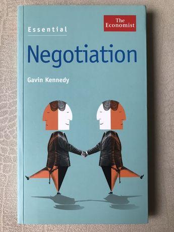 Negotiation The Economist (бізнес книга словник з переговорів)