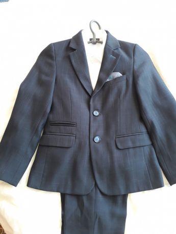 Школьный костюм на мальчика 6-7 лет (пиджак+брюки)