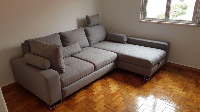 Sofá do Conforama