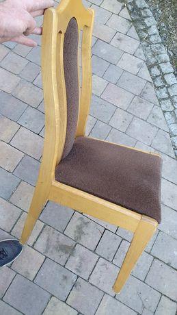 Krzesła  bukowe 6 szt. 20/za sztukę